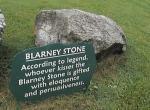 Blarney Castle - kámen výřečnosti