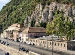Budapešť, lázně Rudas