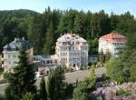 Hotel Mánes, Karlovy Vary, Zdraví z lázní