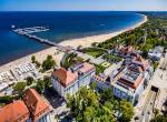 Sopoty - letovisko u Baltského moře