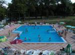 Hotel Park, Hokovce, venkovní bazén hotelu Park