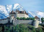 Gruyéres = nejšvýcarštější Švýcarsko