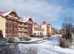 Kúpele Nový Smokovec - hotel Branisko