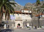 Kotor - Hlavní vstupní brána do starého města