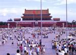 Peking - Náměstí Tiananmen