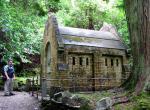 Kylemore Abbey - mauzoleum