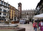 Verona, náměstí Piazza Erbe