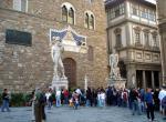 Florencie, socha Davida