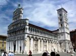 Lucca - kostel San Michelle