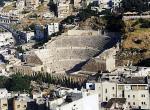Ammán - římský amfiteátr