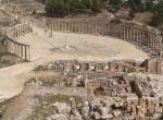 Jerash - pompeje východu