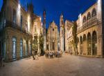 Havana - katedrála