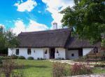 Tihany - jeden z dobových domů
