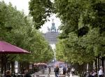Berlín, ulice Unter den Linden