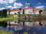 Vyšší Brod, klášter