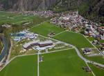Längenfeld - první lázně Tyrolska