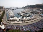 Monte Carlo, trať F1 u přístavu