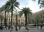 Barcelona, náměstí