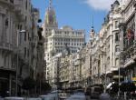 Madrid - hlavní město Španělska