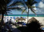 Hotel Reef, Mexiko, Playa Carmen - pláž -