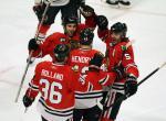 Chicago Blackhawks - vstupenky