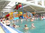 velký meder - termalpark - rodinný bazén