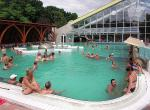 velký meder - termalpark, polokratý bazén