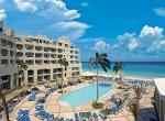 Cancun-bazén -