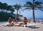 Cap Salou - pláž