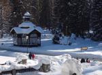 Karlova Studánka, zimní pohled