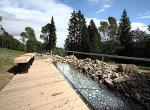 priessnitzovi lázně - balneopark