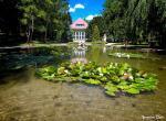 Lázně Bojnice - lázeňský park