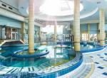 Dunajská Streda, Wellnes centrum v termalparku