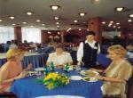 Hotel Freya, jídelna
