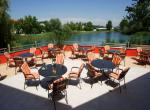 Wellness Hotel, Patince, letní terasa