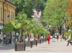 Trenčianské Teplice, kolonáda