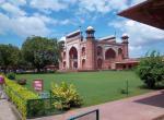 Taj Mahal - vstupní brána