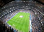Real Madrid - stadion Santiago Bernabéu -