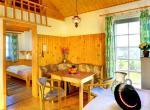 Tatralandia, Holiday Village, interier bungalovu