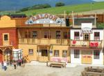 Tatralandia, Holiday Village, western city u areálu