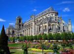 katedr�la, Saint Etienne de Bourges