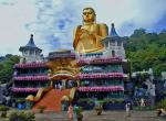 Dambulla - Jeskynní chrám