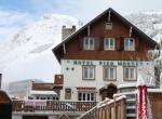 Les 2 Alpes - hotel Le Pied Moutet**