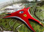 Abu Dhabi - Ferrari World -
