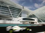 Abu Dhabi - formule -