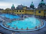 Budapešť - termální lázně