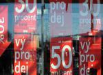 Letní výprodeje v Německu