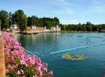 Hevíz, jezero