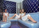 Sklené Teplice, aroma sauna