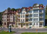 Hotel Astoria, Lázně Jáchymov